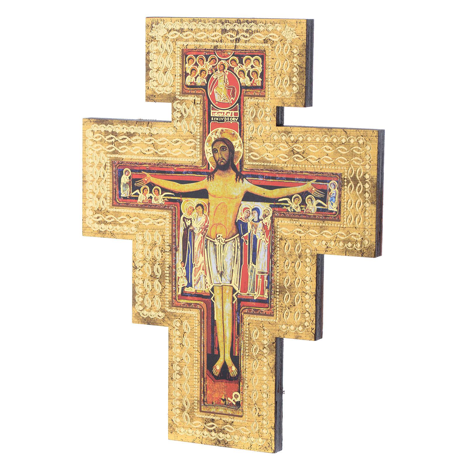 Crocefisso San Damiano 4