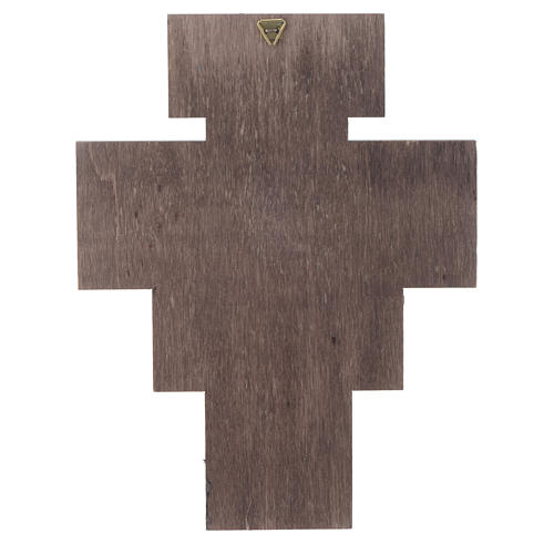 Krucyfiks Świętego Damiana 3