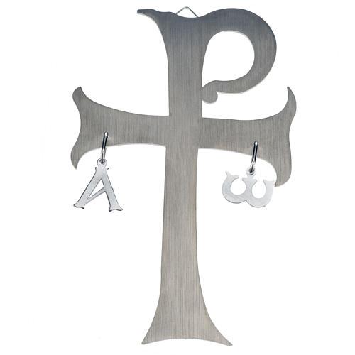 Croce di Aquileia acciaio 1