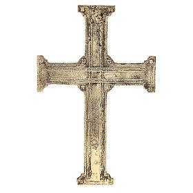 Crucifix Bethlehem Monks 29x19cm s3