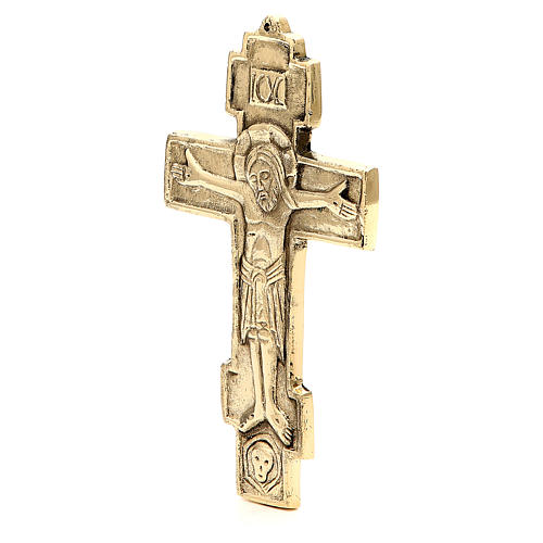 Byzantine Crucifix by Bethlehem Monks 18.5x11c m 2
