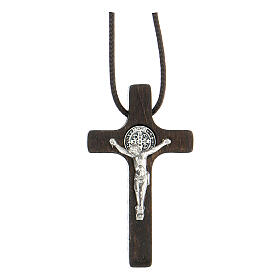 Collar cruz de S. Benito nuez