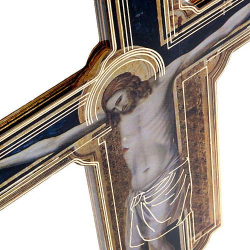 Crocifisso  Giotto Rimini plexiglass 2