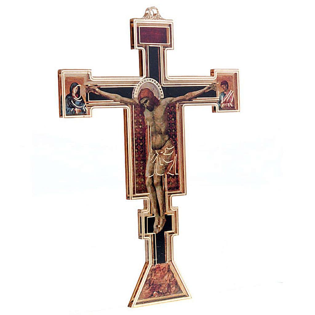 Crocifisso Giotto Firenze plexiglass 4