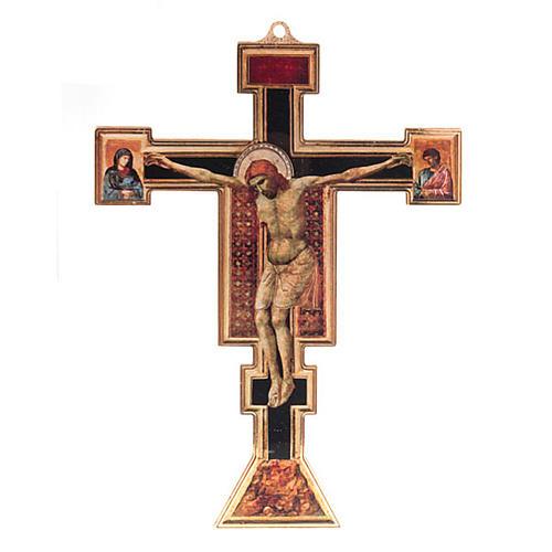 Crocifisso Giotto Firenze plexiglass 1