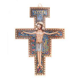 Crocifisso San Damiano plexiglass s1