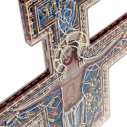 Crocifisso San Damiano plexiglass 2