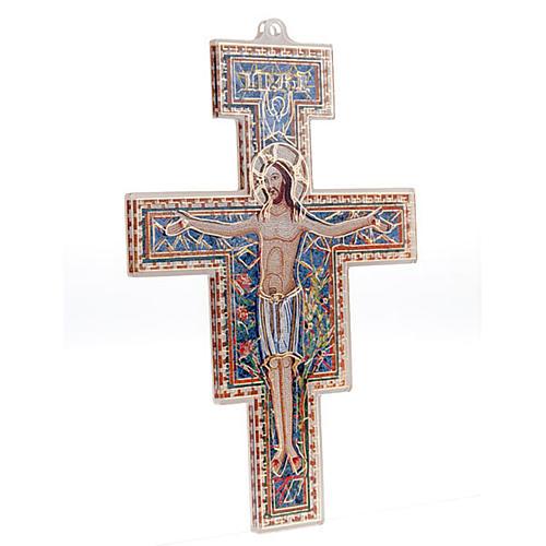 Crocifisso San Damiano plexiglass 3