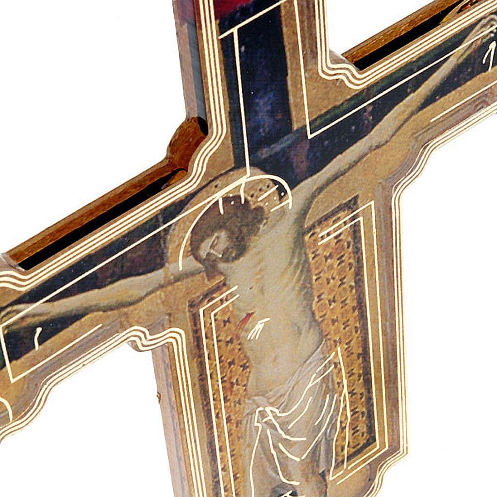 Crocifisso Giovanni da Rimini plexiglass 4