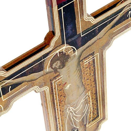Crocifisso Giovanni da Rimini plexiglass 2