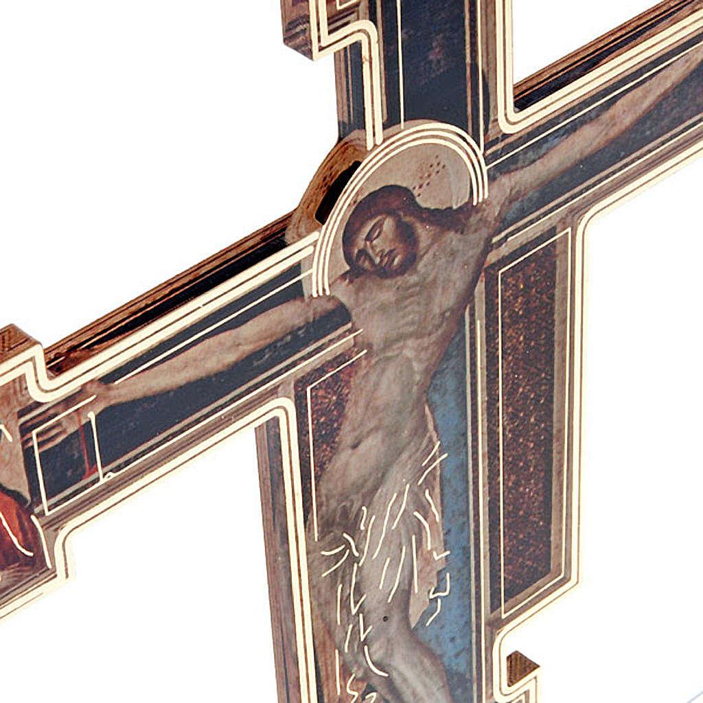 Crocifisso plexiglass Cimabue 4