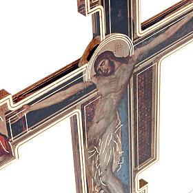 Crocifisso plexiglass Cimabue s2