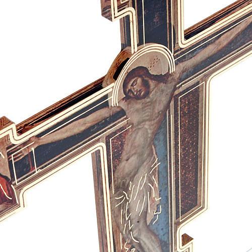 Crocifisso plexiglass Cimabue 2