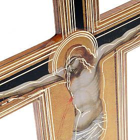 Crocifisso Pietro Lorenzetti plexiglass s2