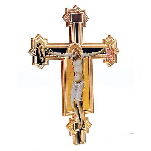 Crocifisso Pietro Lorenzetti plexiglass 3