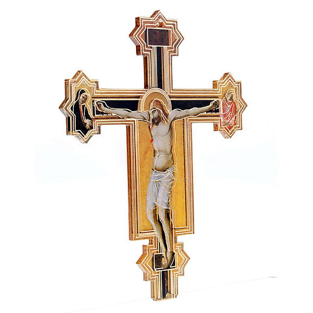 Pietro Lorenzetti crucifix 4