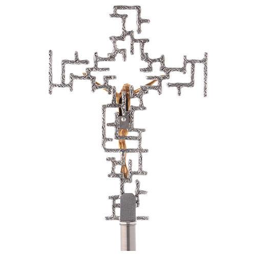 Cruz procesional moderna 4