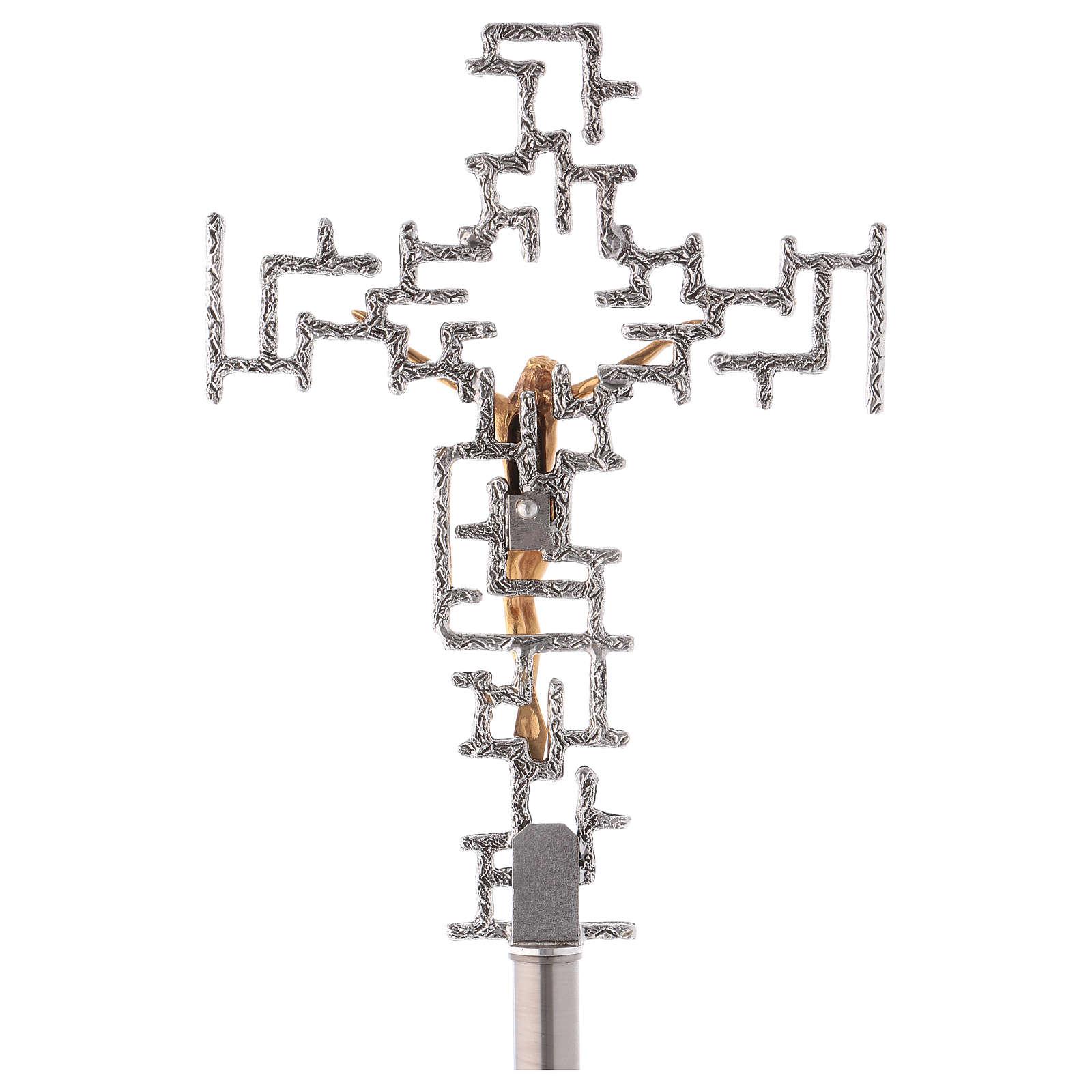 Croce astile moderna 4