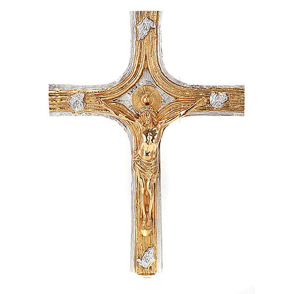 Croce astile luce 4