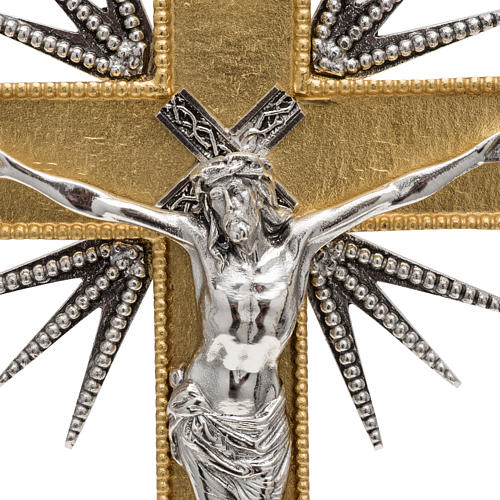 Krzyż procesyjny ewangeliści 6