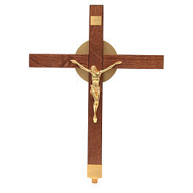 Croce astile faggio s7