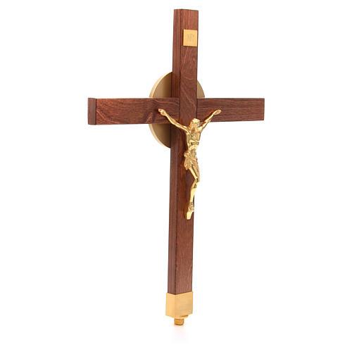 Croce astile faggio 5