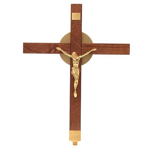 Croce astile faggio 7