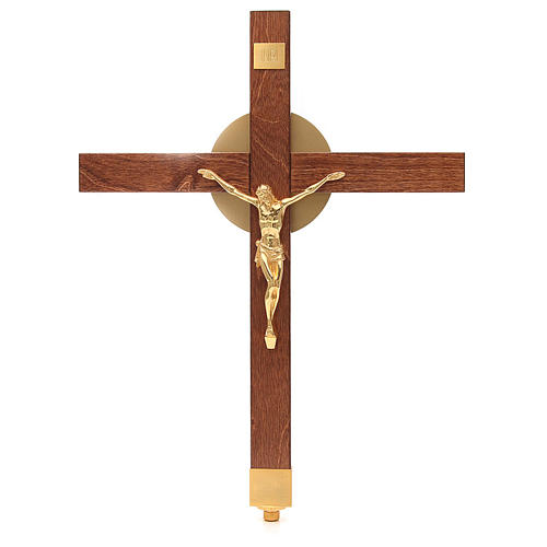 Croce astile faggio 1