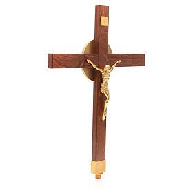 Krzyż procesyjny buk s5