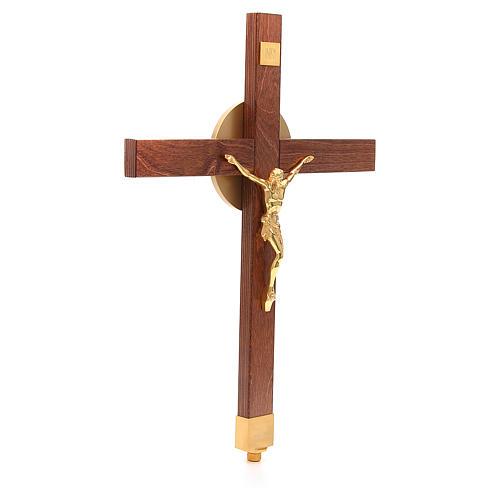 Krzyż procesyjny buk 2