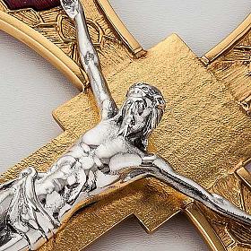 Processional cross glazed s2