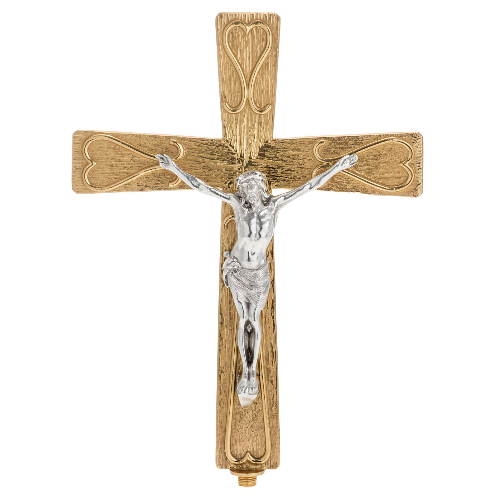 Processional Cross - Decorated Metal