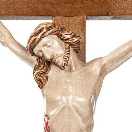 Croce astile legno di noce 5