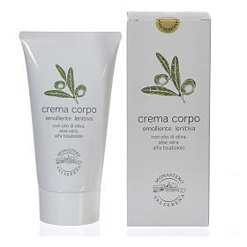 Crema corpo all'olio d'oliva 150 ml s1