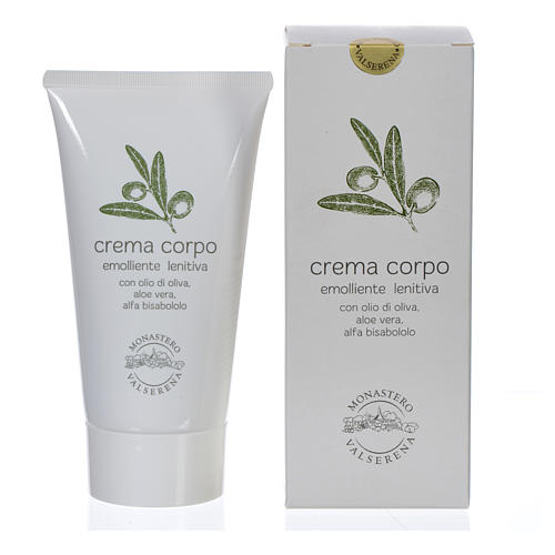 Crema corpo all'olio d'oliva 150 ml 1