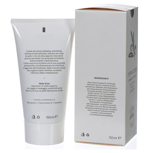 Olive oil body lotion (150 ml) 2