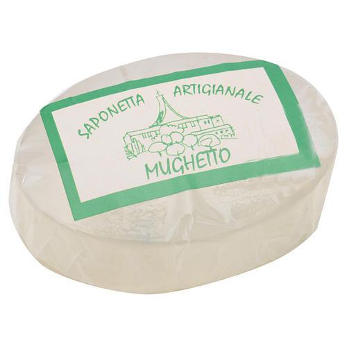 Jabón trapense lirio 100gr 1