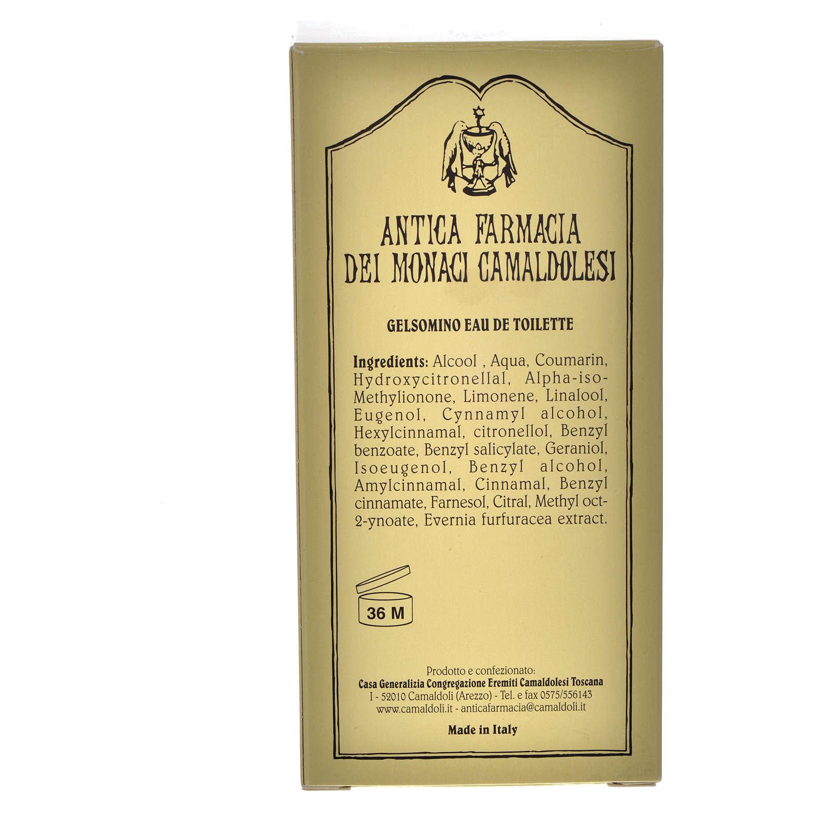 Gelsomino eau de toilette Camaldoli 100 ml 4