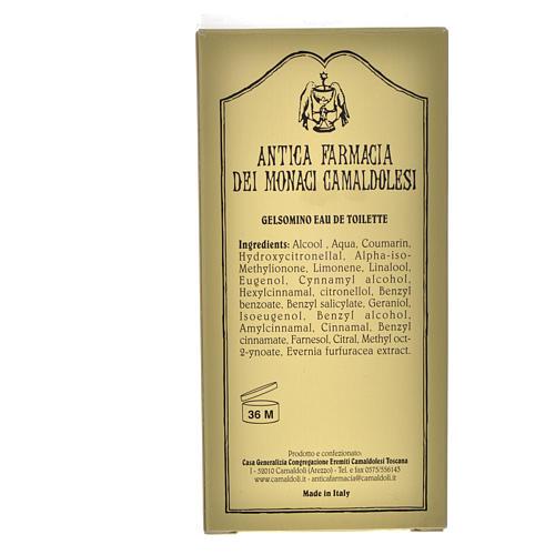Gelsomino eau de toilette Camaldoli 100 ml 2
