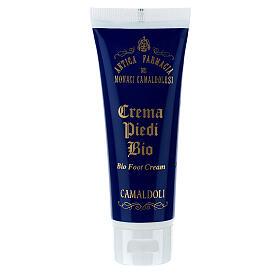 Crema Piedi rinfrescante Bio BDIH 75 ml Camaldoli s2