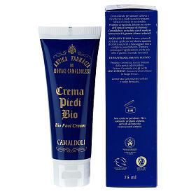 Crema Piedi rinfrescante Bio BDIH 75 ml Camaldoli s3