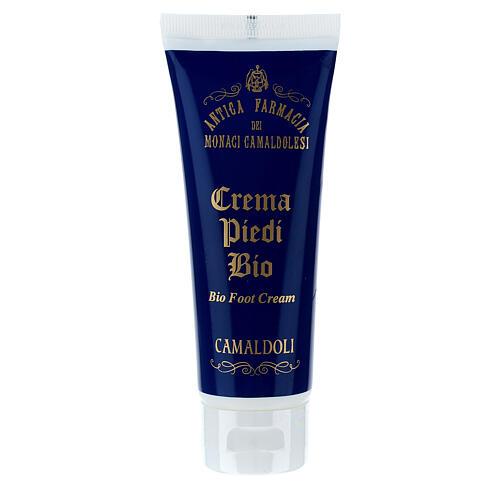 Crema Piedi rinfrescante Bio BDIH 75 ml Camaldoli 2