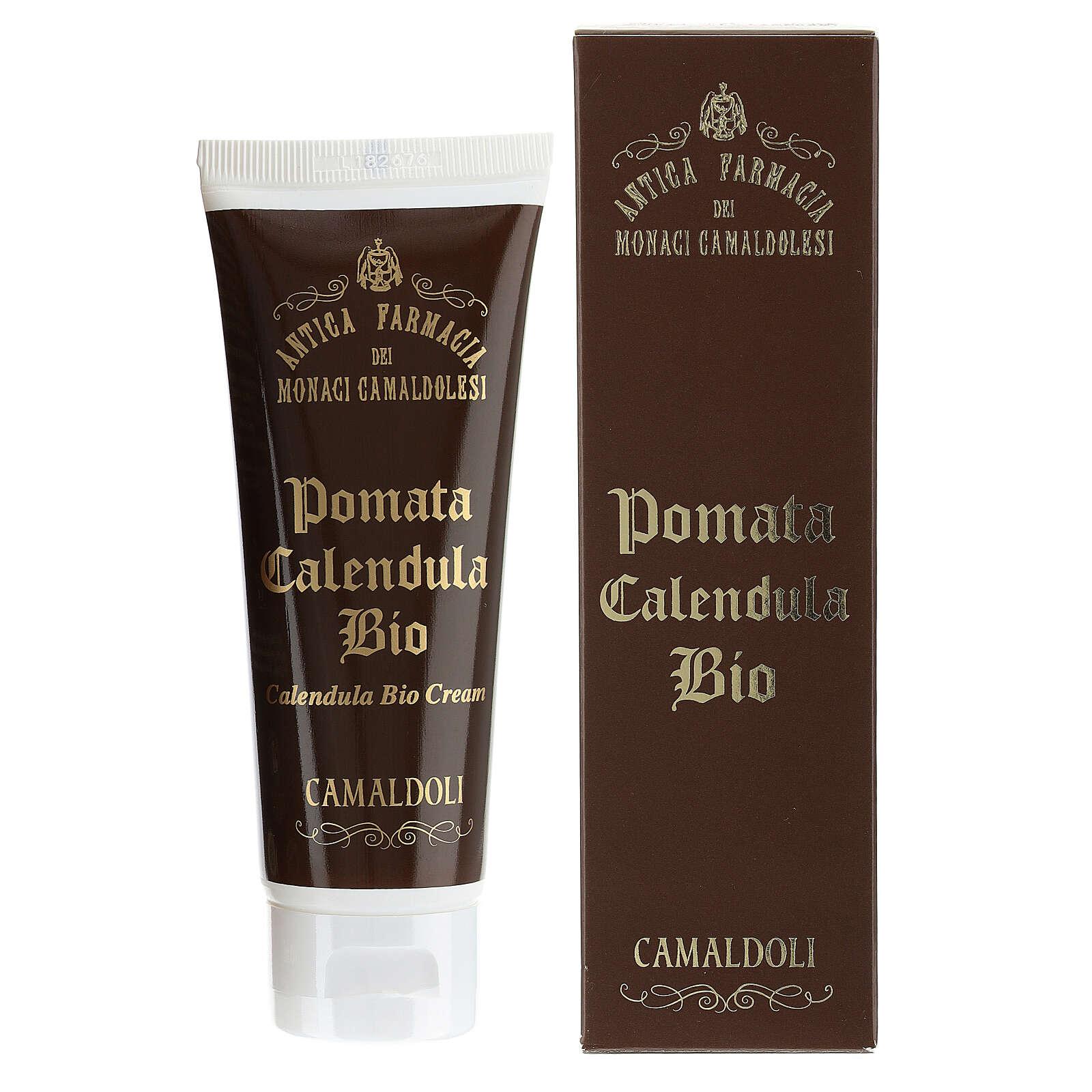 Pomata alla Calendula Bio BDIH 60 ml Camaldoli 4