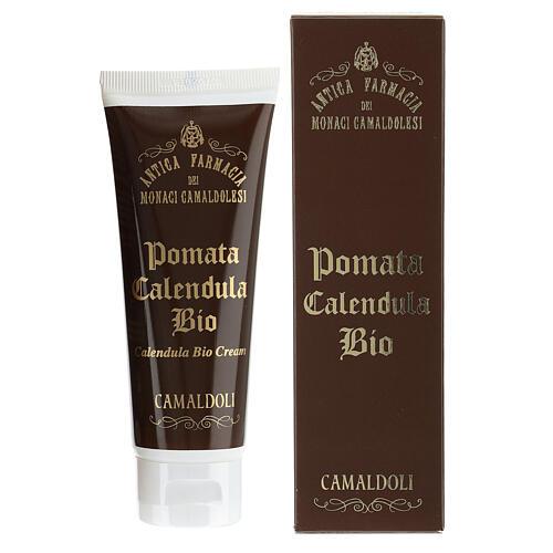 Pomata alla Calendula Bio BDIH 60 ml Camaldoli 1