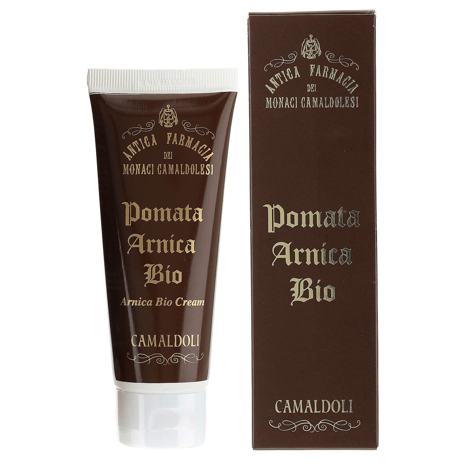Pomata all'Arnica Bio BDIH 60 ml Camaldoli 4