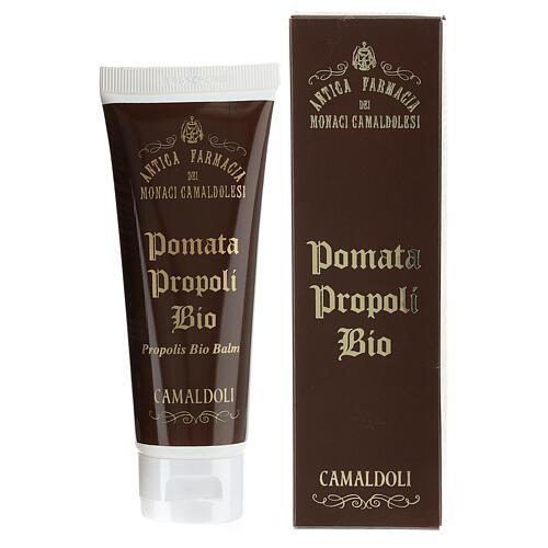 Pomata al Propoli Bio BDIH 60 ml Camaldoli 1