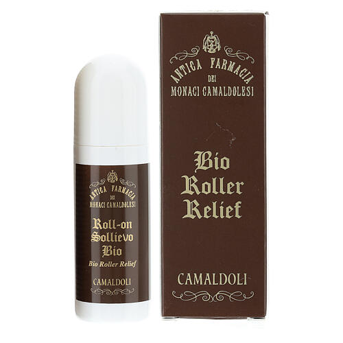 Roll-on sollievo Bio BDIH 50 ml Camaldoli 1