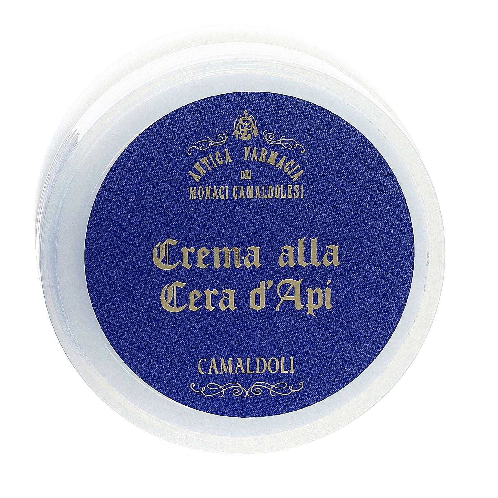 Crème à la Cire d'Abeille Naturelle 50 ml Camaldoli 4
