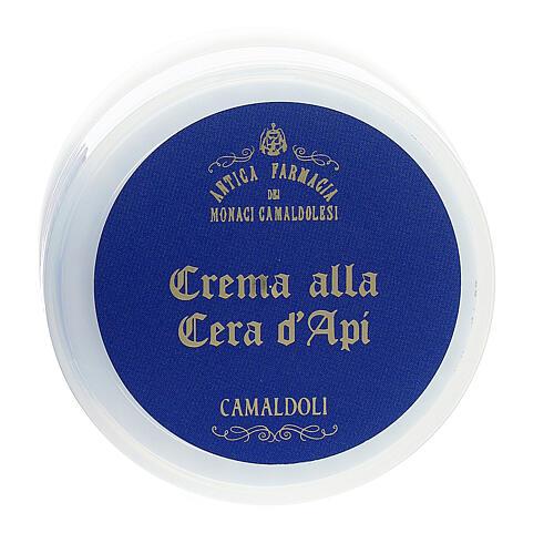 Crème à la Cire d'Abeille Naturelle 50 ml Camaldoli 2