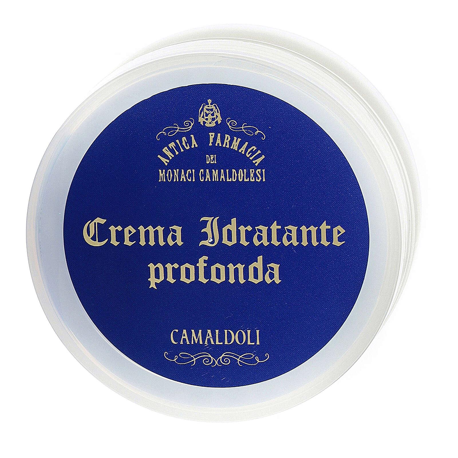 Crème hydratation profonde naturelle 50 ml Camaldoli 4